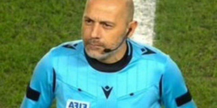 Cüneyt Çakır maçı bu haliyle yönetti. Türk hakemlerindeki radikal değişim