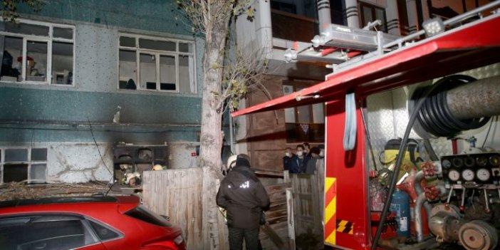 İstanbul Bayrampaşa'da yangın: 1 kişi hayatını kaybetti