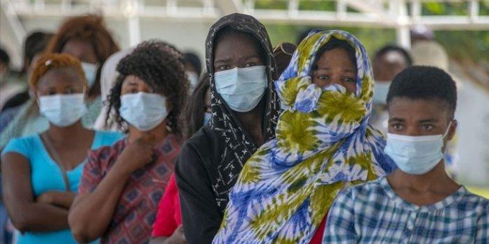 Afrika'da korona virüs vaka sayısı 3 milyona yaklaştı