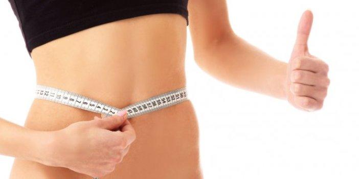 Evde kısa sürede 5 kilo zayıflamanın püf noktaları