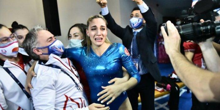 Milli sporcu Göksu Üçtaş Şanlı gururlandırdı
