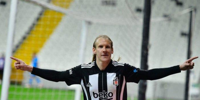 Herkes Vida'nın attığı golü konuşuyor. İşte Ibrahimovic'i kıskandıran gol vuruşu