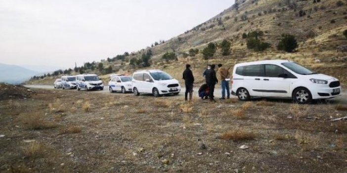 Malatya'da iki arkadaşı ellerini ve ayaklarını bağlayıp ölüme terk etmişler