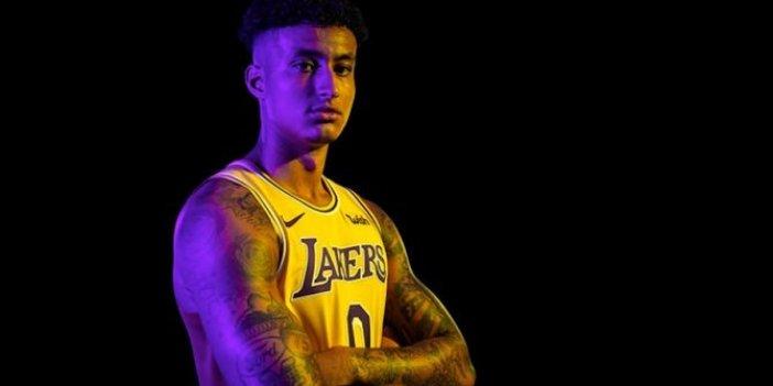 Los Angeles Lakers'tan Kyle Kuzma'ya yeni kontrat. İşte alacağı ücret