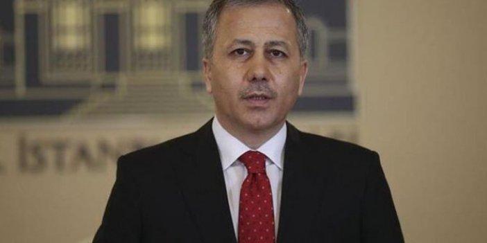 İstanbul Valisi'nden flaş vaka sayısı açıklaması