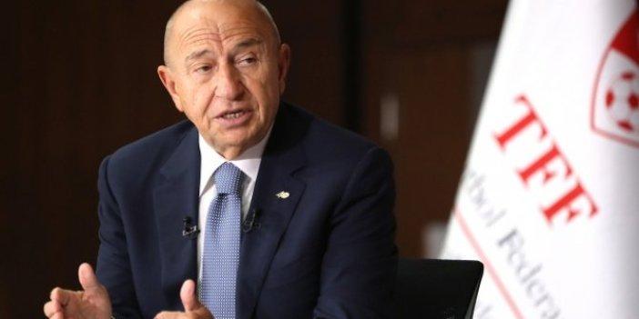 TFF Başkanı Nihat Özdemir'den flaş açıklama. Kulüplere ödeme tarihini verdi
