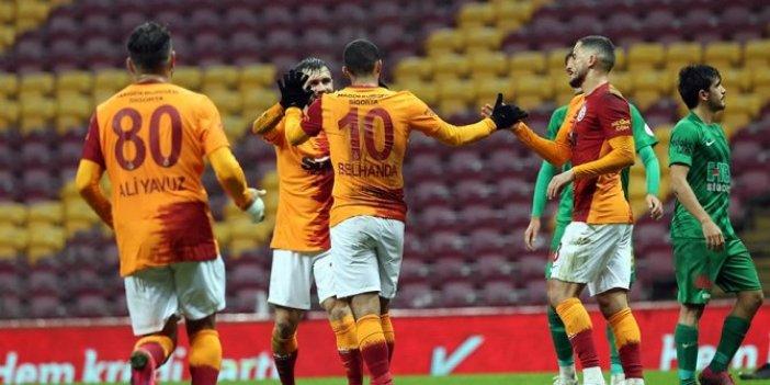 Galatasaray - Göztepe ne zaman, saat kaçta, hangi kanalda?