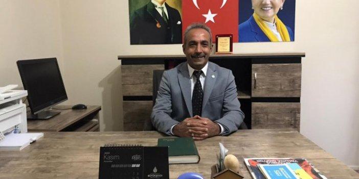 İYİ Partili Mehmet Özcan'dan asgari ücret tepkisi