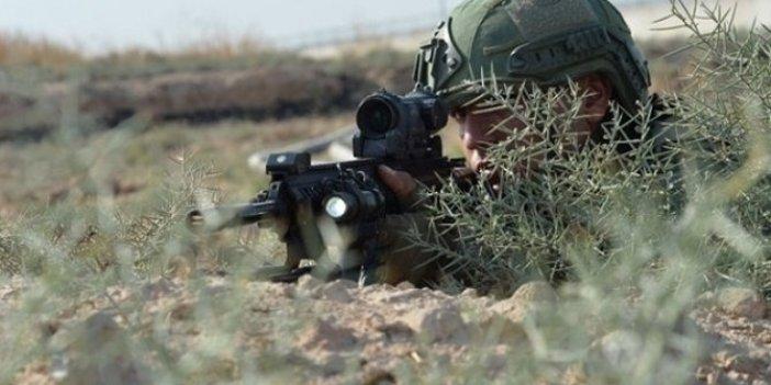 MSB duyurdu. 7 terörist öldürüldü