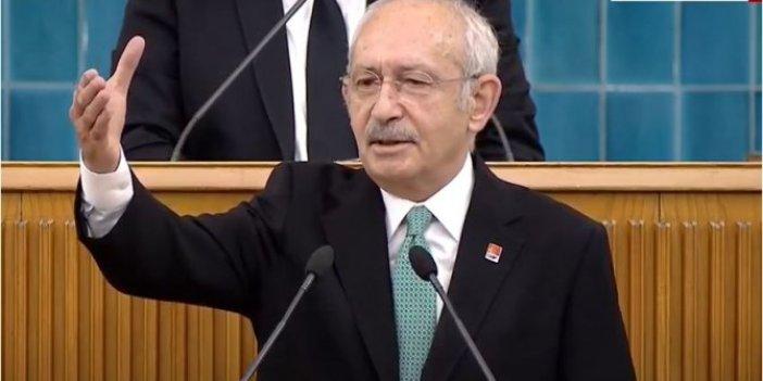 CHP lideri Kılıçdaroğlu grup toplatısında konuştu