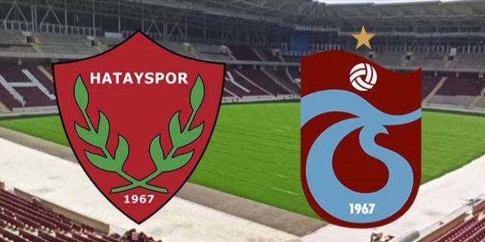 Trabzonspor seriyi Hatay'da da sürdürdü