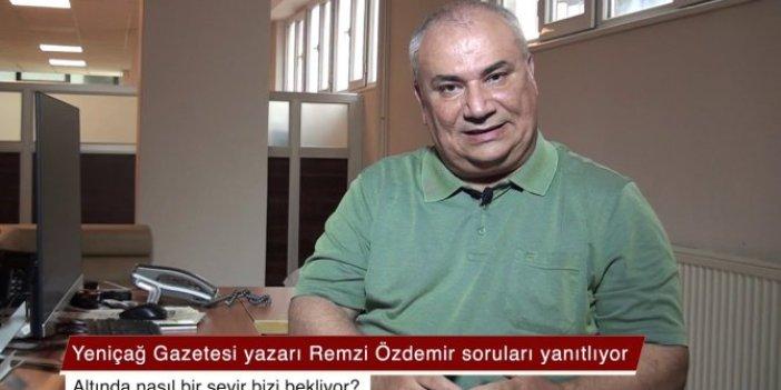 Doları ve Euro'yu bilen Remzi Özdemir Perşembe günü dolarda ne olacağını açıkladı