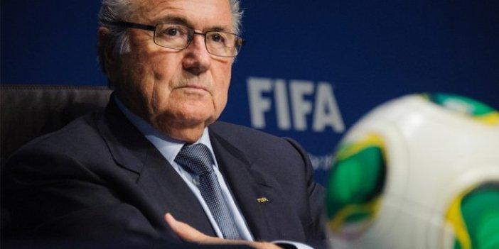 Eski FIFA Başkanı Blatter'a yolsuzluk davası