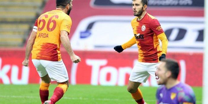 Arda Turan, 10 yıl sonra iç sahada gol attı