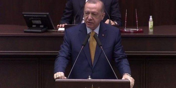 Erdoğan'dan CHP'ye çok sert tepki