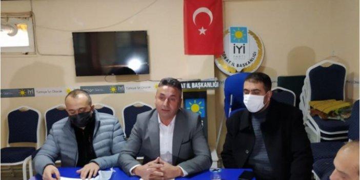 İYİ Partili Er'den Tokat'taki sigara fabrikasının yeri ile ilgili flaş sorular
