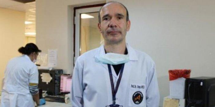 Türk bilim insanı salgının başından beri açıklanmayan mutasyon gerçeğini ilk kez duyurdu