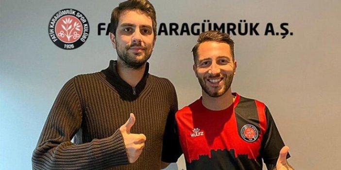 Fatih Karagümrük, Andrea Bertolacci transferini duyurdu