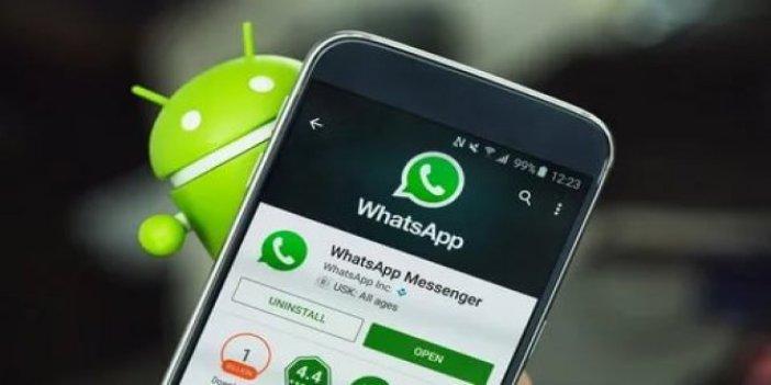 WhatsApp'tan kötü haber! O telefonlar artık kullanamayacak