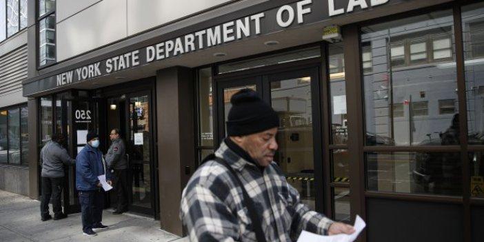 ABD'de işsizlik maaşı başvuruları beklenenin altında kaldı