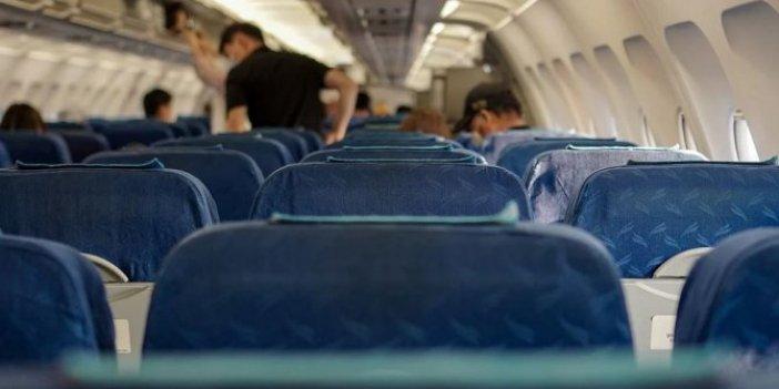 Pilottan yolculara büyük sürpriz