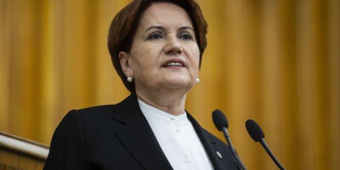 İYİ Parti lideri Meral Akşener'den şehit Fethi Sekin mesajı