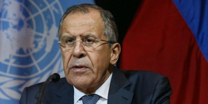 Rusya Dışişleri Bakanı Lavrov Sırp lider Dodik'in hediye ettiği ikonayı iade etti