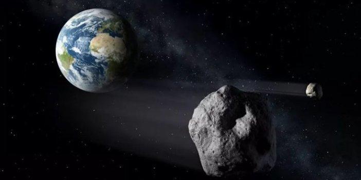 NASA'dan 2021'in ilk kötü haberi geldi. 3 tanesi hızla Dünya'ya yaklaşıyor