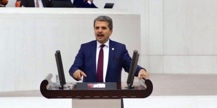 İYİ Partili Feridun Bahşi Uygur Türkleri gerçeğini Meclis'te haykırdı!