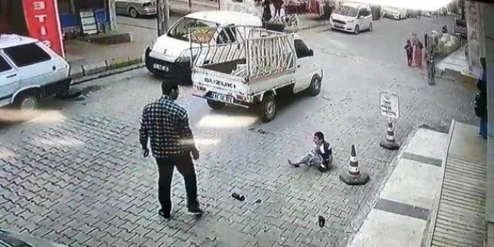 Şanlıurfa'da çocuğu kaldırıp yere çarpan esnafın ifadesi ortaya çıktı