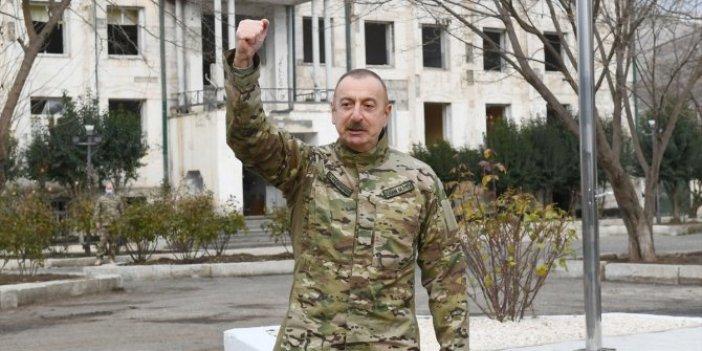 Aliyev'den Ermenistan'a ültimatom gibi rövanş uyarısı. UNESCO'yu islamofobiyle suçladı