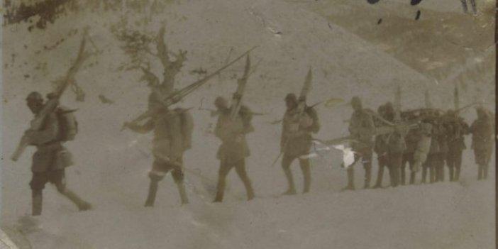 MSB Sarıkamış şehitlerini tarihi fotoğraflarla andı