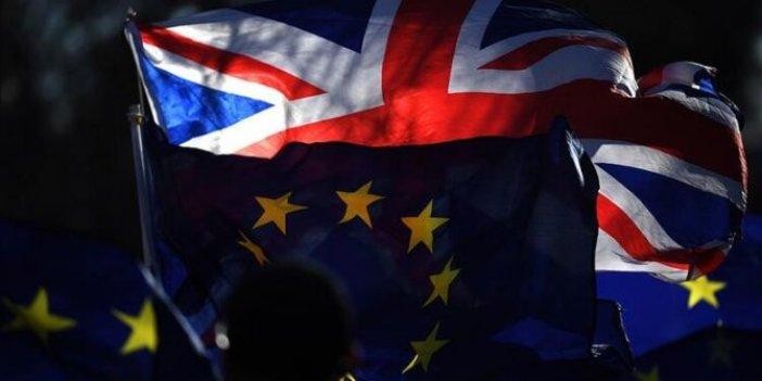 Reuters duyurdu. İngiltere ve AB'den Brexit sonrası ticari ilişkilerde uzlaştı