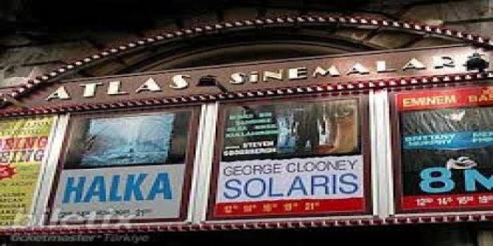 İstanbul'un önemli simgelerinden olan Atlas Sineması açılıyor