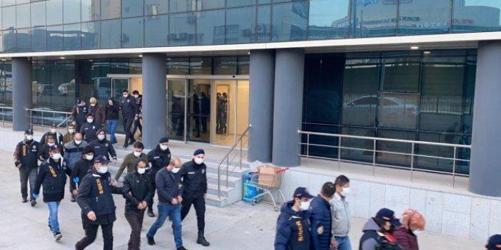 Devletten 1000 TL destek mesajcıların sonu hapishane oldu