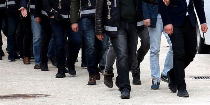 Ankara'da FETÖ operasyonu. Çok sayıda gözaltı