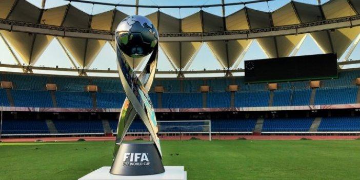FIFA o turnuvaları erteledi