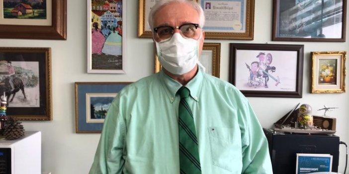 Bilim Kurulu Üyesi Tevfik Özlü'den aşı korkusuna son verecek açıklama