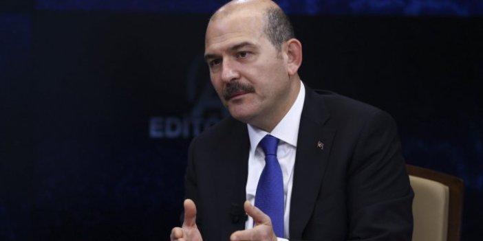 Bakan Süleyman Soylu'dan hangi ünlü CHP'li yardım istedi. Şantaj yapıp, para istediler