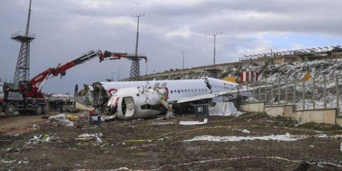 Sabiha Gökçen'deki uçak kazasında yeni gelişme
