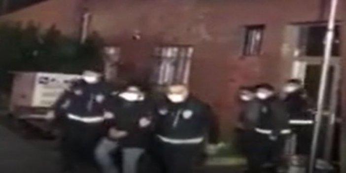 İstanbul'da öldürdükleri adamı battaniyeyi sarıp şehir dışına çıkardılar