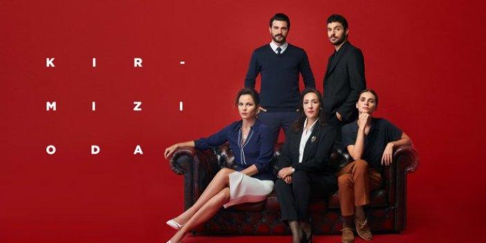 Başarılı iki oyuncu Kırmızı Oda dizisinin kadrosuna katılıyor