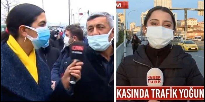 CNN Türk Dişi Savaş Ay kızını araziye sürünce Habertürk de kendi kızını sahaya sürdü. NTV uyuyor mu
