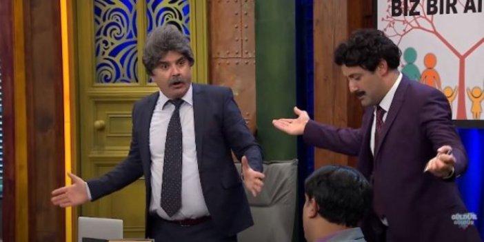 Güldür Güldür Show Türkiye'nin fotoğrafını çekti. Torpilin nasıl yapıldığı anlatıldı!