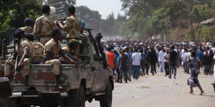 Etiyopya'da acı tablo büyüyor