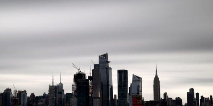 Noel Fırtınası yüzünden New York karanlığa büründü