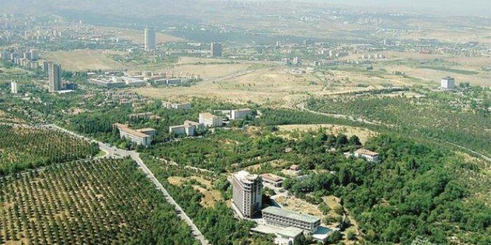 Ankara'nın merkezindeki Atatürk Orman Çiftliği'ne bir darbe daha, Aytunç Erkin yazdı