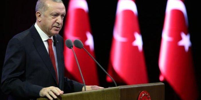 Erdoğan'dan yerli pil açıklaması
