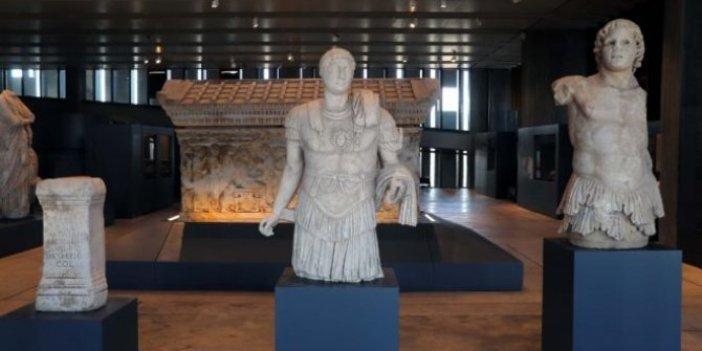 Troya Müzesi'nde sanal gezi rekoru kırıldı. Tam 1 milyon kişi