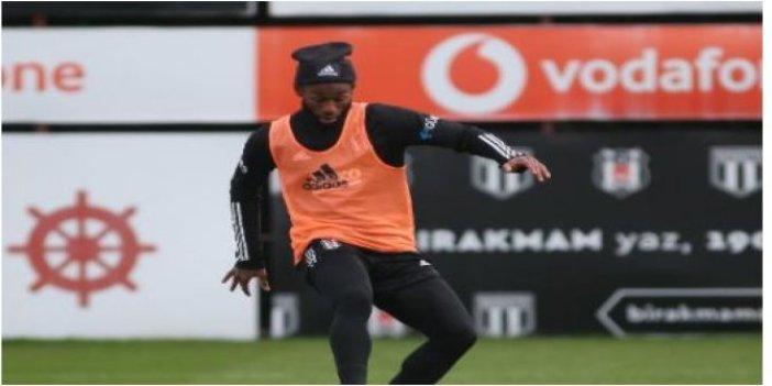 Beşiktaş'ta Sivasspor maçı hazırlıkları tam gaz sürdü